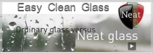 Easy Clean Glass - Play Video