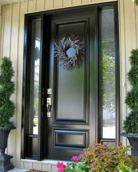 Steel Entrance Door Toronto