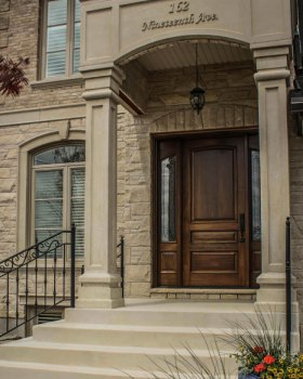 Toronto Entry Doors Sliding Patio Doors Toronto Front