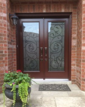 If Security And Durability Are Top Priorities For Your Home S Entryway A Steel Door Is Best Choice Entry Doors Provide You Family With