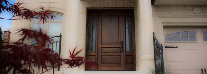 Wood Doors Toronto Residential Wooden Doors Installation