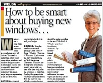 WELDA Windows Magazine - Click on the upper left corner to turn the page