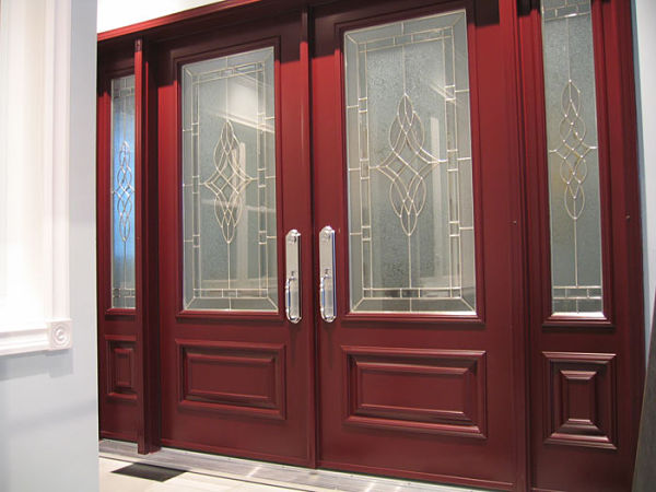 Welda Windows Doors showroom