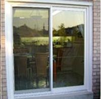 Exterior Sliding Patio Door. Toronto, Newmarket, Kitchener